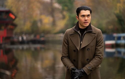 "Henry Golding responds to accusations of ""casual racism"" in Guy Ritchie's 'The Gentlemen'"