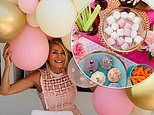 Tess Daly celebrates daughter Amber's 11th birthday while in lockdown