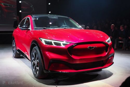 All-electric Ford Mustang Mach-E: SUV design, interior tech, price & release date