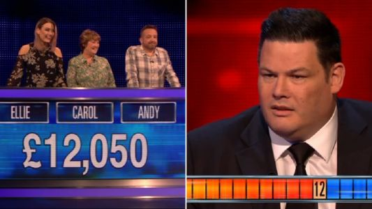 The Chase's The Beast blames 'stupid answers' for loss in tense final round