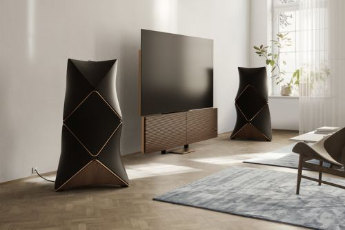 Bang & Olufsen debuts an 88-inch 8K TV version of its Beovision Harmony