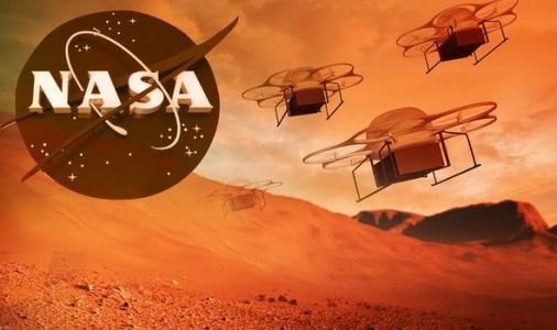 NASA to use 'space drones' in search for alien life on Mars