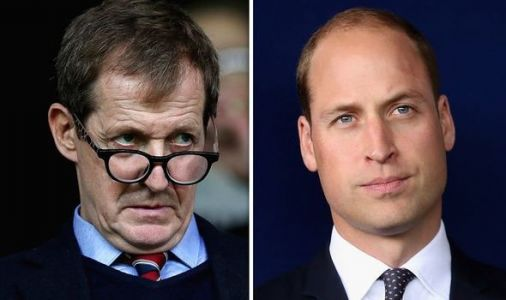 Alastair Campbell's terrifying confession about Prince William plan exposed