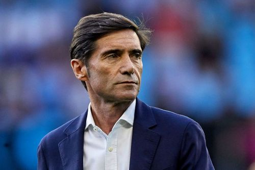 Marcelino lands in London amid Arsenal speculation