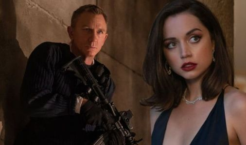James Bond FURY: No Time To Die first glimpse shows 007 in tense moment with M