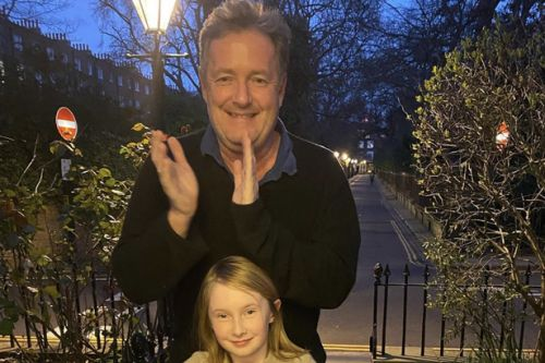 Inside Piers Morgan's London home as he hits back at trolls over garden size