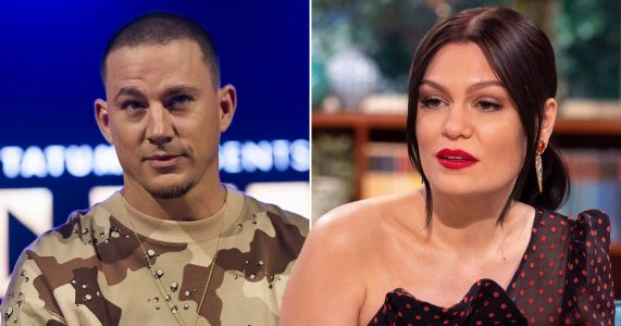 Jessie J and Channing Tatum 'fully back together' as they're seen hanging out after split