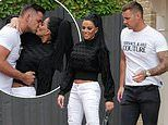 Katie Price, 42, packs on the PDA with new man Carl Wood, 31