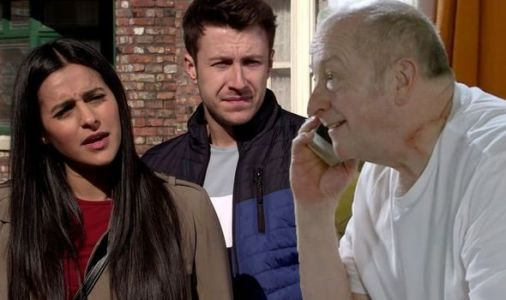 Coronation Street spoilers: Alya Nazir finally exposes Geoff Metcalfe after major slip-up