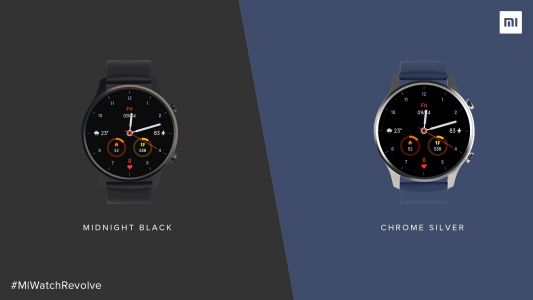 Xiaomi Mi Watch Revolve launched at Rs 10,999 in India