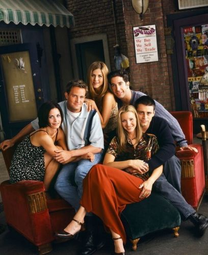 Friends Cast And Creators 'In Talks' For Unscripted Reunion Special