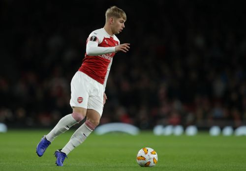 Arsenal's Emile Smith Rowe reportedly set to be handed new contract
