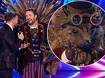 Jason Manford compares secrecy around The Masked Singer to MI5