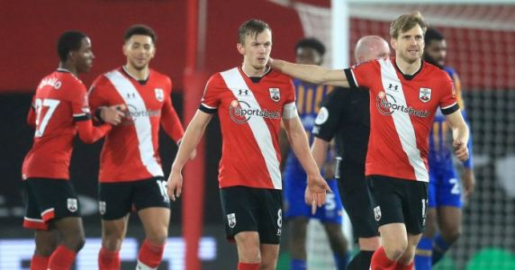 Southampton set up Arsenal tie after edging past Shrewsbury in FA Cup