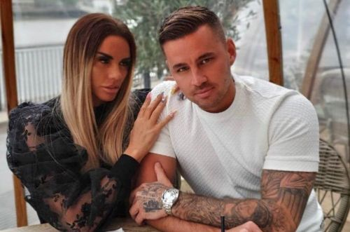 As Katie Price gets engaged - who is her boyfriend Carl Woods?