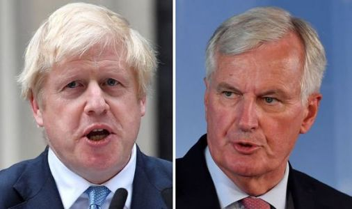 Brexit fight: Boris assembles Brexit dream team - crack 'XS' squad to take on Brussels