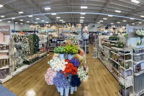 See inside Ayr's huge new Range superstore as customers queue round the block