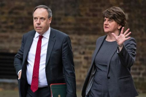 DUP 'Will Not Back Brexit Deal If Boris Johnson Concedes More In Negotiations With EU'