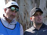 Justin Rose's old caddie Mark Fulcher on road to recovery with Frankie Molinari at the Riviera