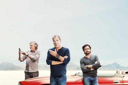 When is The Grand Tour season 4 on Amazon Prime Video?