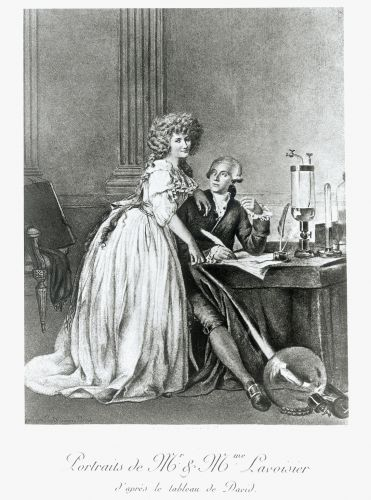 Celebrating Madame Lavoisier