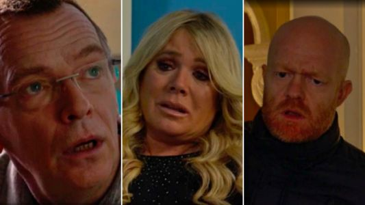 EastEnders spoilers: Ian Beale destroyed as Max Branning reveals Sharon is trying to kill him