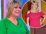 Ruth Langsford is unimpressed after learning she made list of 'unlikely celebrity crushes
