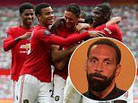 Rio Ferdinand hails Manchester United victory but admits they need to sign 'three starters'