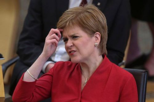 Sturgeon says those who question her commitment to independence are 'bonkers'
