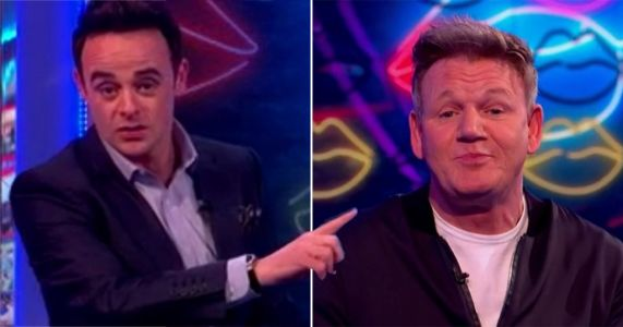 Ant and Dec's Saturday Night Takeaway slammed with over 100 Ofcom complaints after Gordon Ramsay insults guest's TEETH