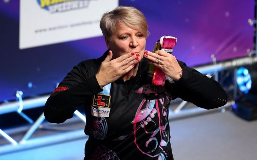 Lisa Ashton interview: 'How did I celebrate becoming the first woman to qualify for the PDC Pro Tour? A Chinese takeaway and a cup of tea'