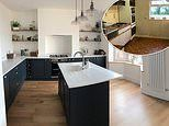 Couple with no DIY experience give rundown home a stylish upgrade and increase value by £95,000