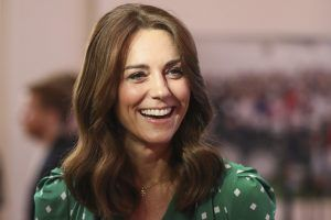 Kate Middleton was spotted shopping in London with her 'well behaved' children