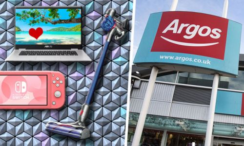 Best Argos Black Friday deals: discover the 2020 sales extravaganza