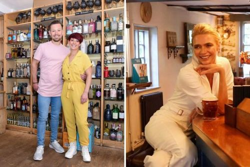 Celebrities that own pubs and bars including Ed Sheeran and Adam Rickett