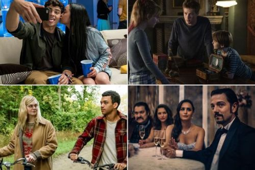 New on Netflix in February 2020 - TV and film release dates