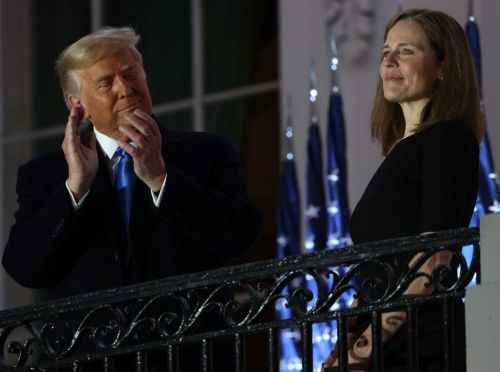 'Barrett is like Jesus': Here's why confirming Amy Coney Barrett before the election mattered more to Republicans than passing a coronavirus stimulus package