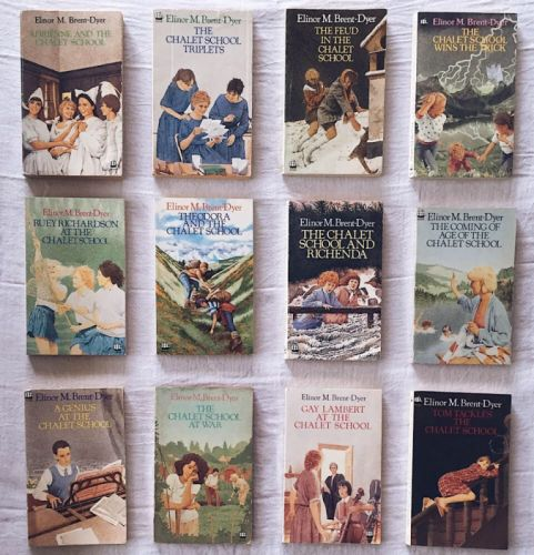 Revisiting the Chalet School Series by Elinor M. Brent-Dyer
