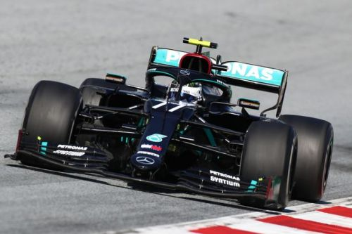 Valtteri Bottas wins Austrian GP as Lewis Hamilton demoted off the podium
