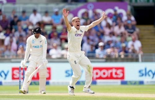 England bowler Olly Stone to miss rest of season with back injury