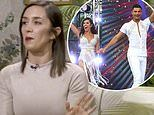 Strictly's Janette Manrara reveals 'scary decision' to have a baby with husband Aljaž Škorjanec