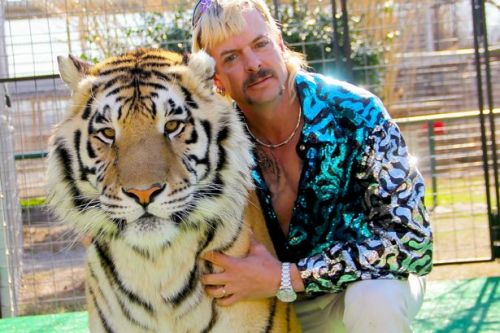 Tiger King star Joe Exotic's ex is convicted pedophile in prison for gun murder