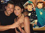 Jess Wright shares a series of throwback snaps with her brother Mark for his 34th birthday