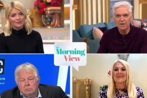 This Morning guest loses temper over 'key worker' Easter Bunny in bizarre row