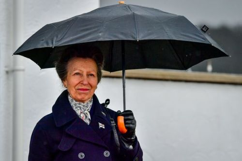 Princess Anne recalls childhood sailing trips with Prince Philip on royal visit