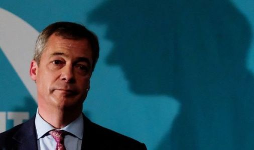 Brexit Party MUTINY: Farage under pressure as OWN party members demand 'you're FINISHED'