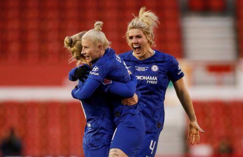 Chelsea confirmed as Women Super League champions while Liverpool relegated on points-per-game system