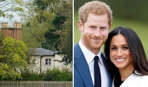 Meghan Markle and Harry's lavish Frogmore demands were too excessive for public funding