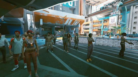 Create your own Night City gang with this Cyberpunk 2077 mod