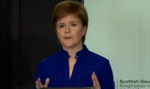 Nicola Sturgeon panic: First Minister warns of imported second wave of deadly COVID-19